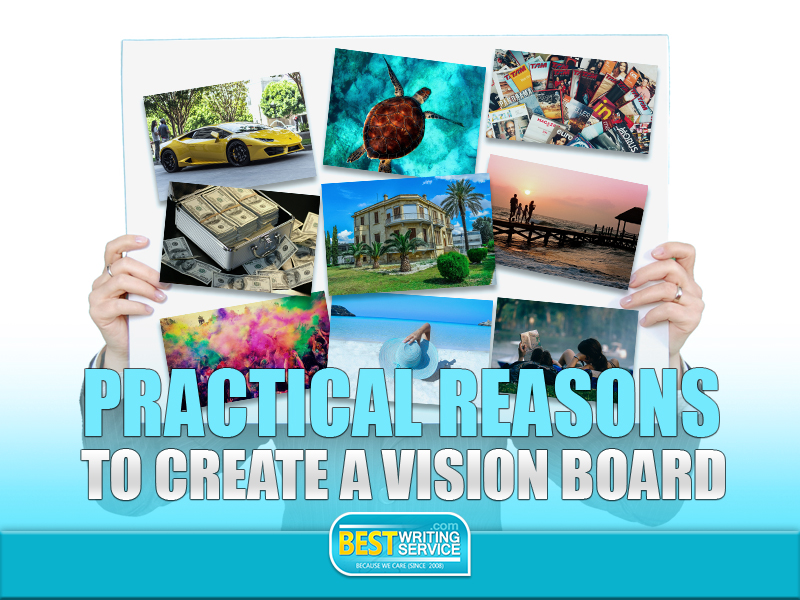 Vision Board for Students
