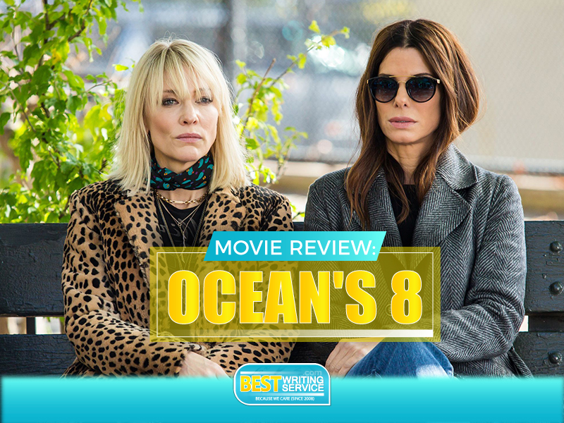 Movie review Oceans 8