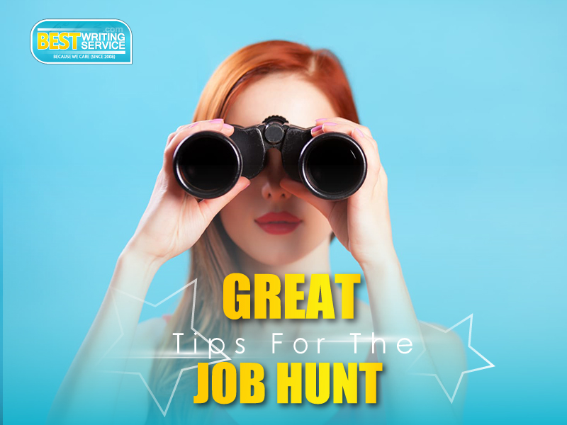 Great Tips For The Job Hunt