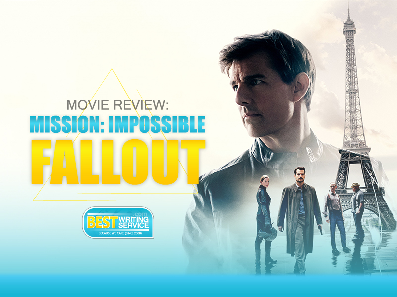 Movie review: Mission Impossible