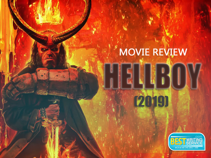Hellboy Movie Review
