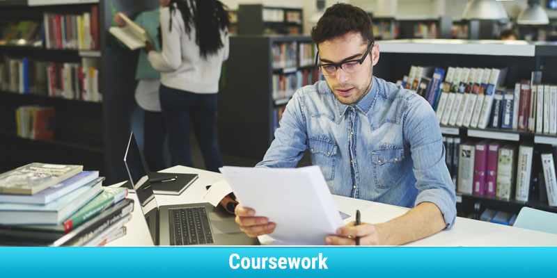 Custom coursework writing service